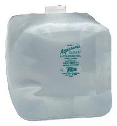Ultrasound Gel 5 liters (1.3 gallon) Clear w/dispenser by Parker Laboratories - MedStockUSA.com
