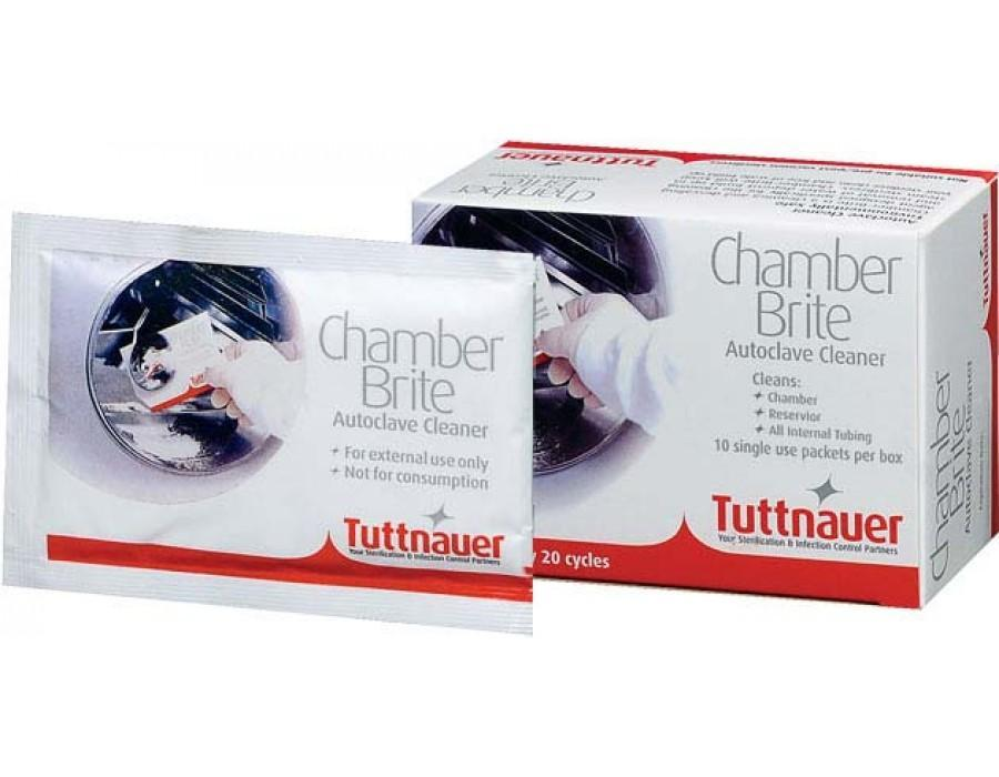 Chamber Brite Autoclave Cleaning Packs (10/pack) by Tuttnauer - MedStockUSA.com