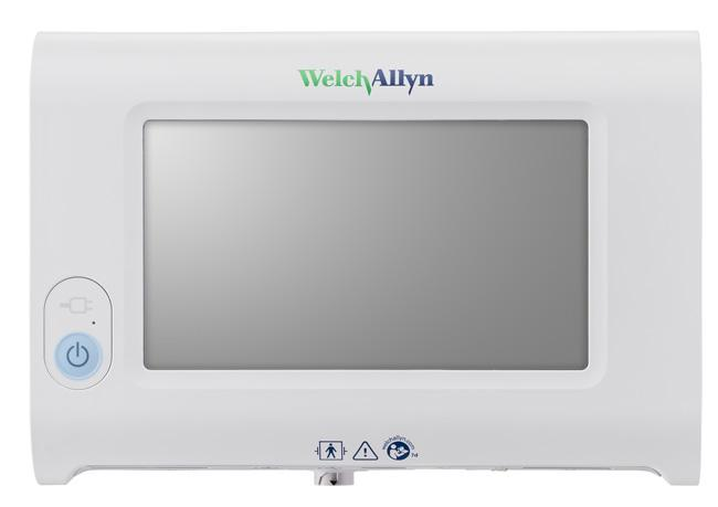 Welch Allyn Connex Spot Monitor w/SureBP Non-invasive Blood Pressure; 71XX-B by Welch Allyn - MedStockUSA.com