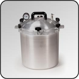 25 Quart Non-Electric Sterilizer 1925X by All American - MedStockUSA.com