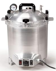 25 Quart Electric Sterilizer 50x by All American - MedStockUSA.com