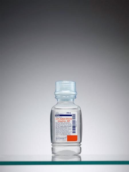 0.9% Sodium Chloride for Irrigation, USP, 250mL by Baxter Healthcare - MedStockUSA.com