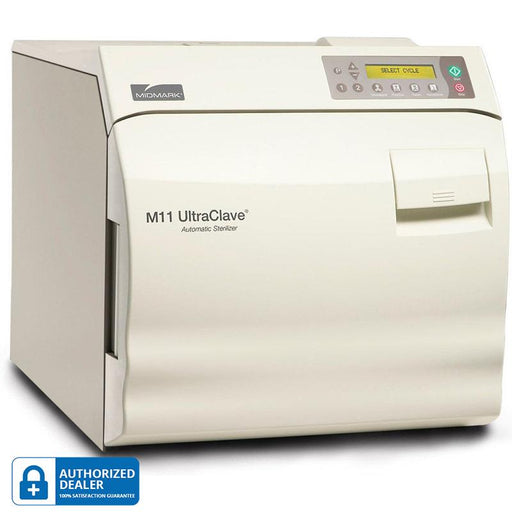 Midmark Ritter Ultraclave M11 Automatic Sterilizer Autoclave - New! by Midmark - MedStockUSA.com