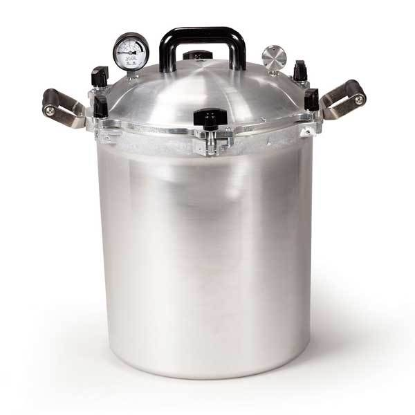 30 Quart Pressure Cooker & Canner by Chefs Design/All American by All American - MedStockUSA.com
