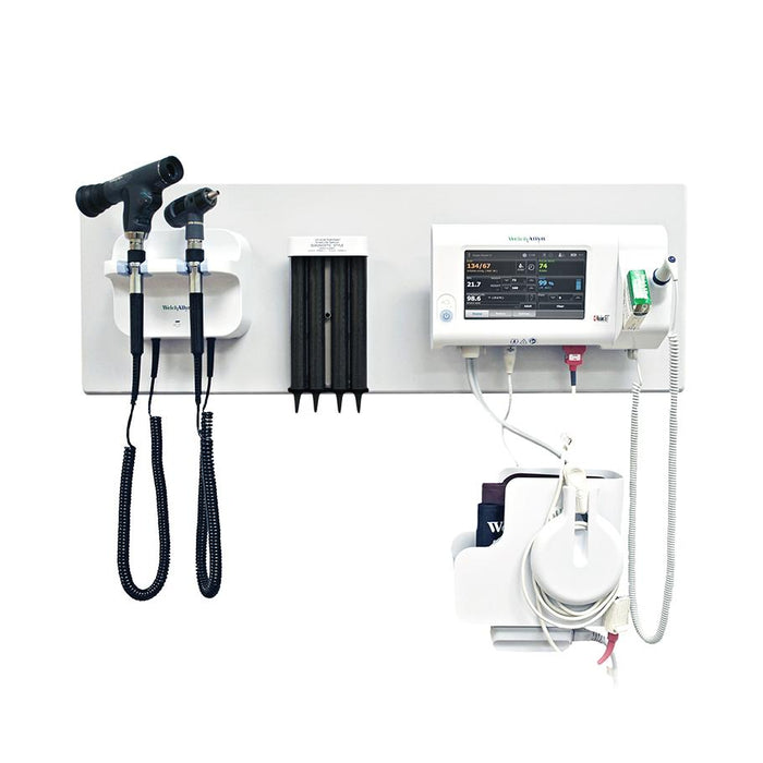 Connex Spot Monitor w/SureBP NiBP & Braun Thermoscan PRO 6000 Ear Thermometer; 71XE-B by Welch Allyn - MedStockUSA.com