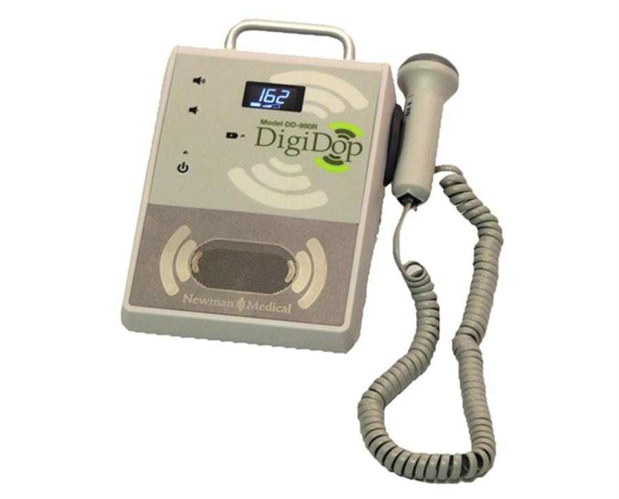 Newman Medical DigiDop II 990R Table Top Vascular Doppler by Newman Medical - MedStockUSA.com
