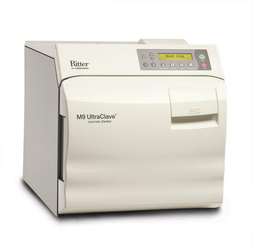 Midmark Ritter Ultraclave M9 Automatic Sterilizer Autoclave - New! by Midmark - MedStockUSA.com