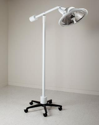 Midmark Ritter 255 LED Single MOBILE LED Procedure Light by Midmark - MedStockUSA.com