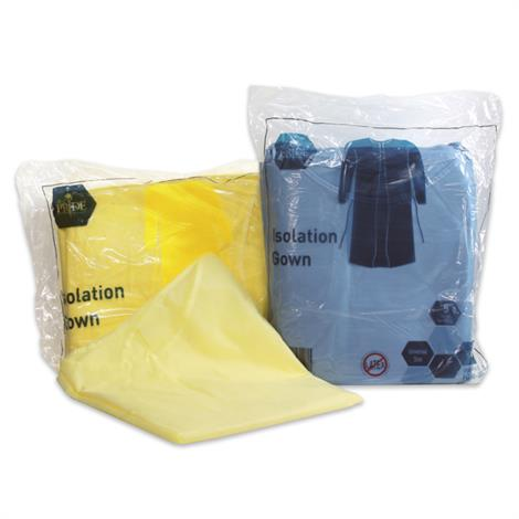 Isolation Gowns (50 per case) by MedStockUSA.com - MedStockUSA.com