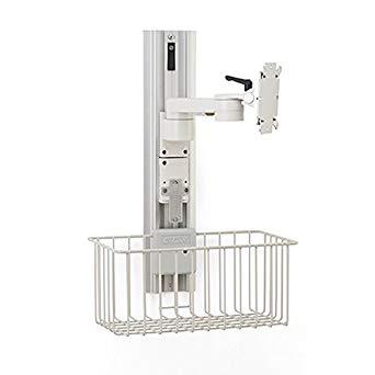 Welch Allyn Connex Spot Monitor Wall Channel Mount by Welch Allyn - MedStockUSA.com