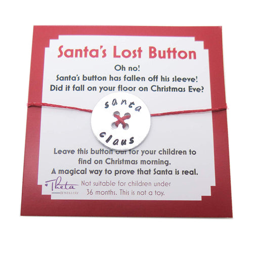 theta_jewellery_Santa's Lost Button - Christmas Eve Idea