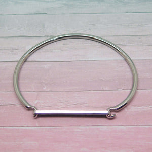 Top view of the Girl's Bangle