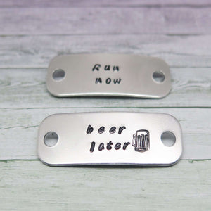 theta_jewellery_Beer Lovers Gift - Trainer Tags - checkout offer