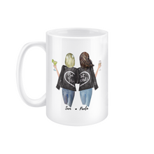 theta_jewellery_Bestie Mug - Personalised Coffee Mug