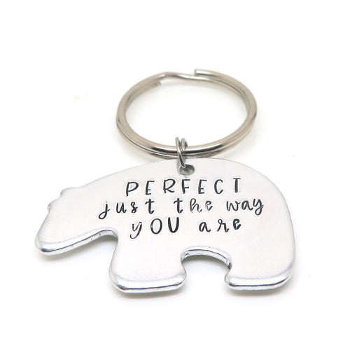theta_jewellery_Buddy Bear Friends Keyring