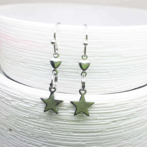 theta_jewellery_Checkout Offer Star Drop Earrings