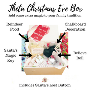 Christmas Eve Box for Children (including Santa's Lost Button)