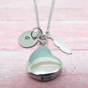Cremation Necklace to hold Ashes