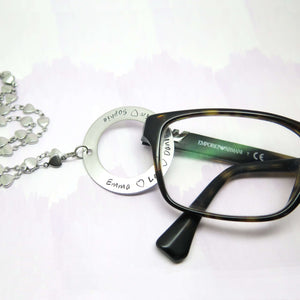 theta_jewellery_Eye Glasses Necklace Lanyard