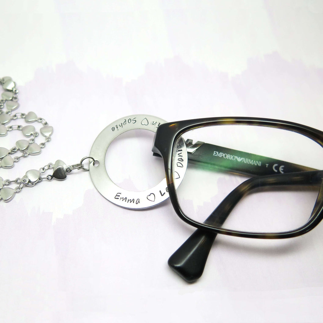 Eye Glasses Necklace Lanyard