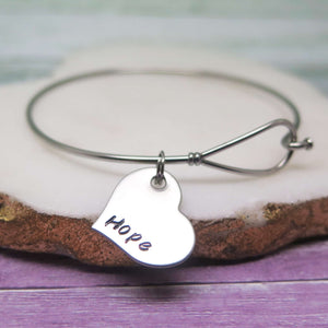 Wish Word Bangle