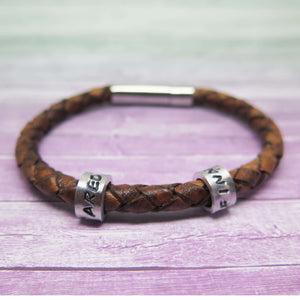 theta_jewellery_Leather Bracelet