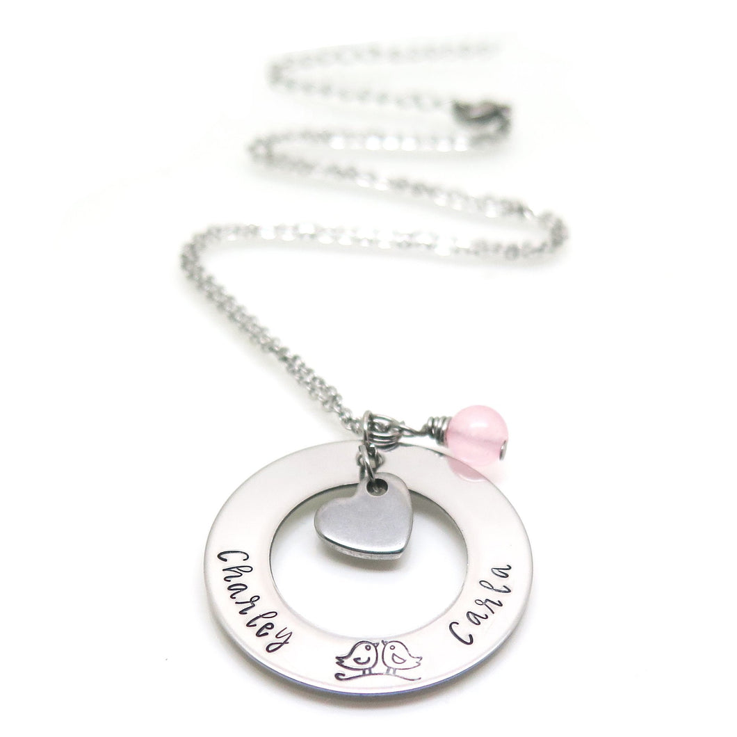 theta_jewellery_Love Bird Necklace