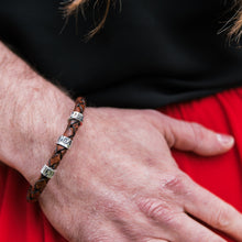 theta_jewellery_Meaningful Gift - Men's Leather Bracelet - Three Things You Love About the Gift Recipient