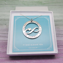 theta_jewellery_Necklace for Wife - 'I love our happily ever after'