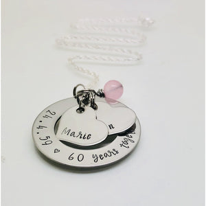theta_jewellery_Personalised Anniversary Date Necklace