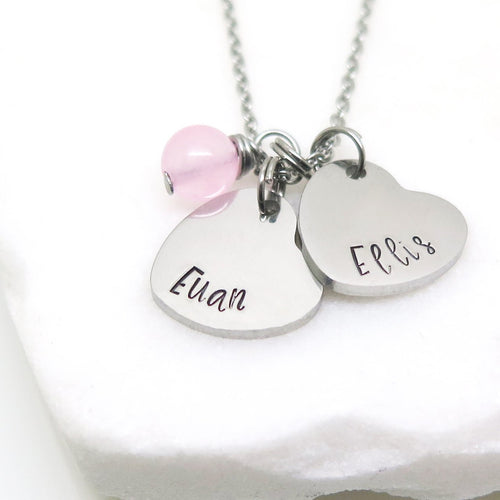 theta_jewellery_Personalised Children's Names Necklace