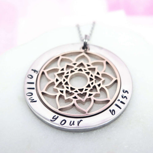 theta_jewellery_Personalised Mandala Necklace