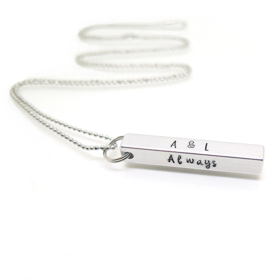theta_jewellery_Personalised Men's Pendant