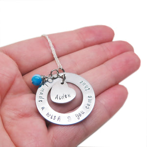 theta_jewellery_Personalised New Mother Necklace