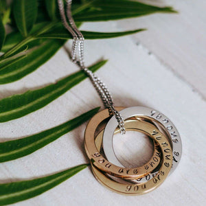 theta_jewellery_Personalised Russian Ring Necklace