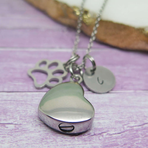 Dog Ashes Necklace