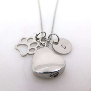 Pet Ashes Necklace