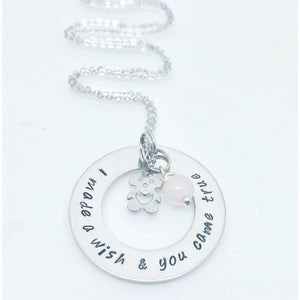 theta_jewellery_Teddy Charm Necklace
