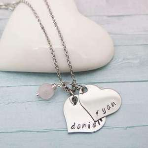 Wedding Heart Necklace