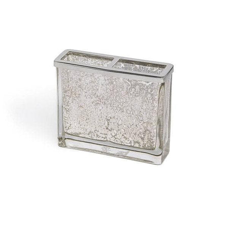 Vizcaya Mercury Glass Bathroom Accessories