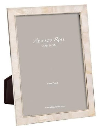 Addison Ross Shell & Silver Frames