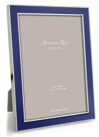 Addison Ross Royal Blue Enamel Frames