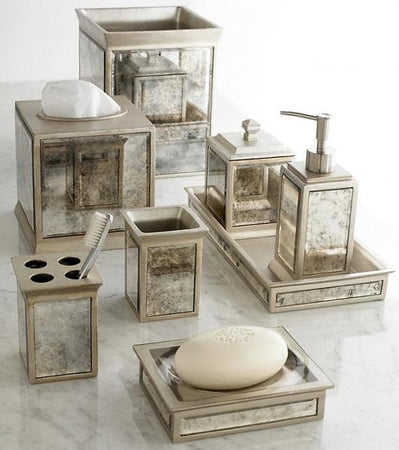 Palazzo Vintage Mirror Bathroom Accessories