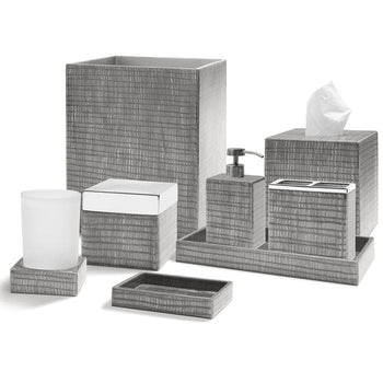 Delano Grey Bathroom Accessories