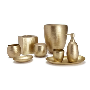 Nile Brass Bathroom Accessories