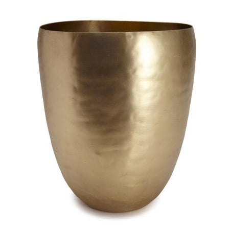 Nile Brass Waste Basket