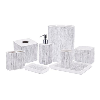 Wainscott Porcelain Bathroom Accessories