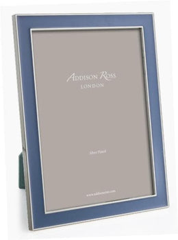 Addison Ross Denim Enamel Picture Frame