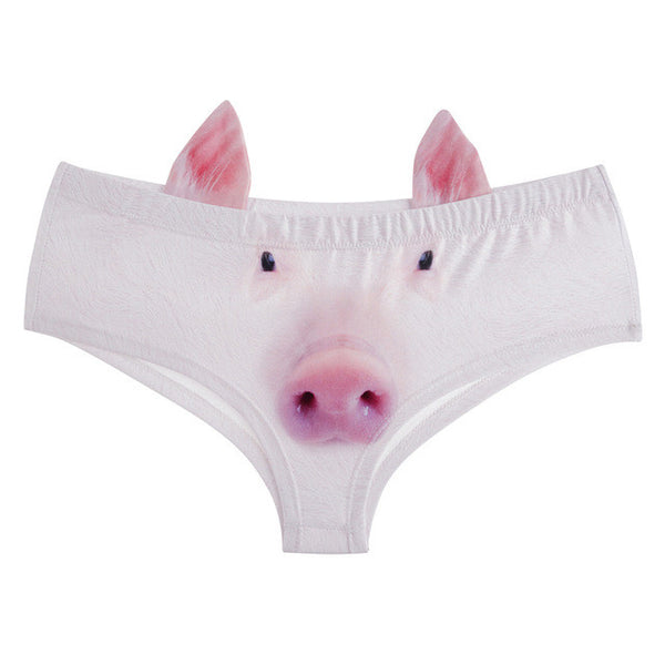 Cute Animal Undergarments for Girls Panties Underwear - Cute Wayz