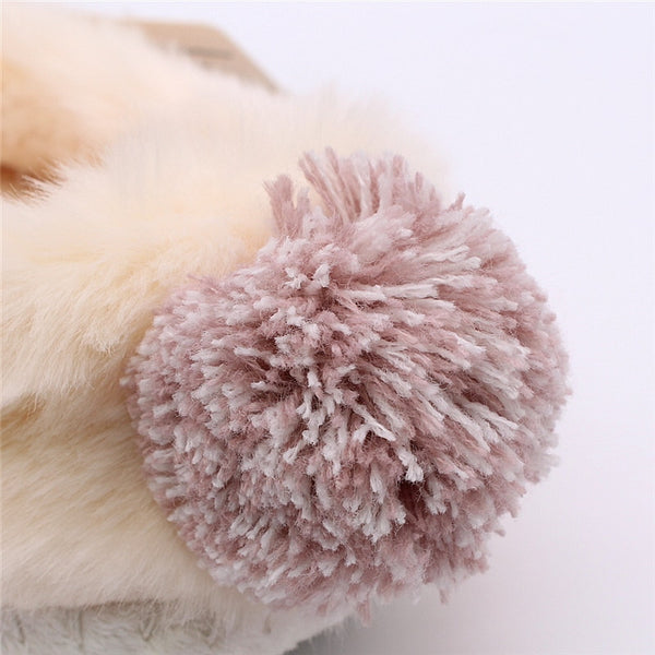 Cute Fluffy Dog Indoor Slippers - Cute Wayz
